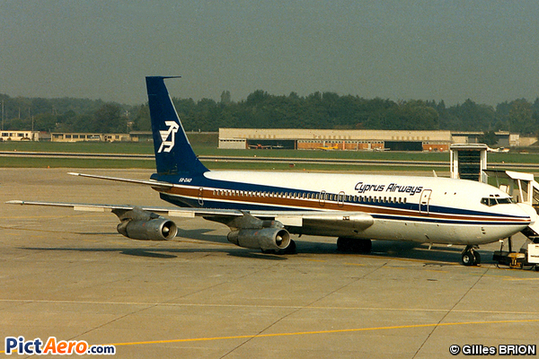 BOEING 707-123B (Cyprus Airways)