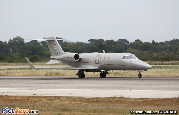 Learjet 40 (VistaJet)