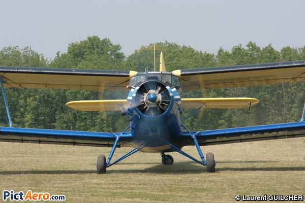 Antonov An-2T (Donau Air Service)