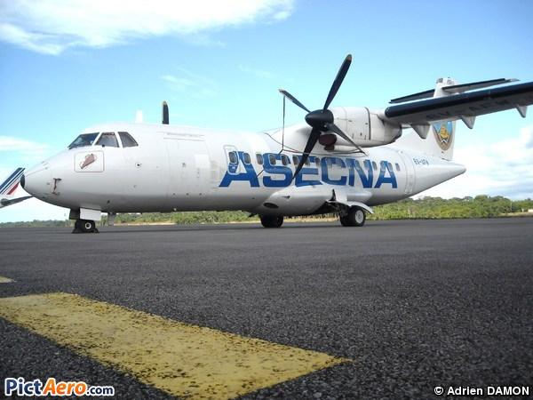 ATR 42-300 (Agence pour la Sécurité de la Navigation Aerienne en Afrique et à Madagascar(Asecna))
