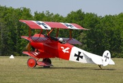 Fokker DR-1 Triplane (F-AZAQ)