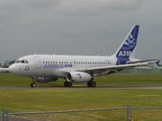 Airbus A318-122/CJ Elite (F-WWIA)