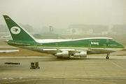 Boeing 747SP-70 (YI-ALM)