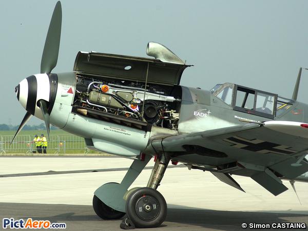 Messerschmitt Bf-109G-4 (Messerschmitt Air Company (MAC))