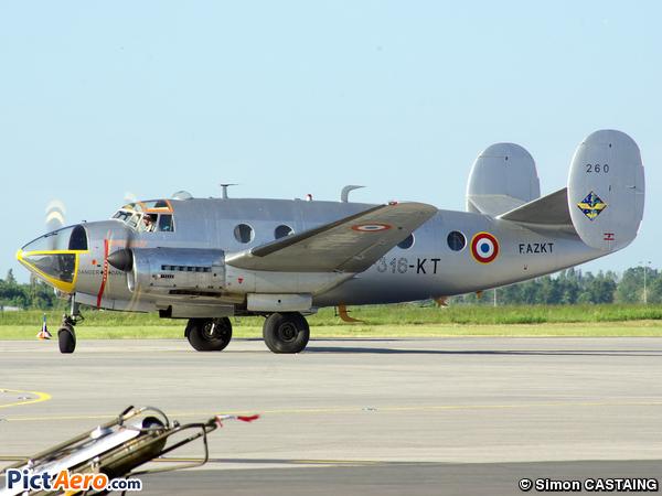 Dassault MD-311 Flamant ( Association Musee de l Aeronautique et des Ailes Lorraines)
