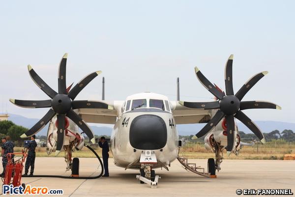 Grumman C-2A Greyhound (United States - US Navy (USN))
