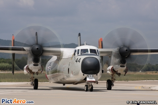 Grumman C-2A Greyhound (United States - US Navy (USN))