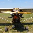 Piper J-3 Cub (F-AZBM)