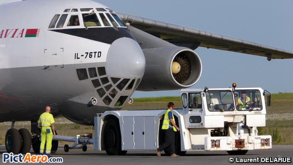 Iliouchine Il-76TD (Gomelavia)