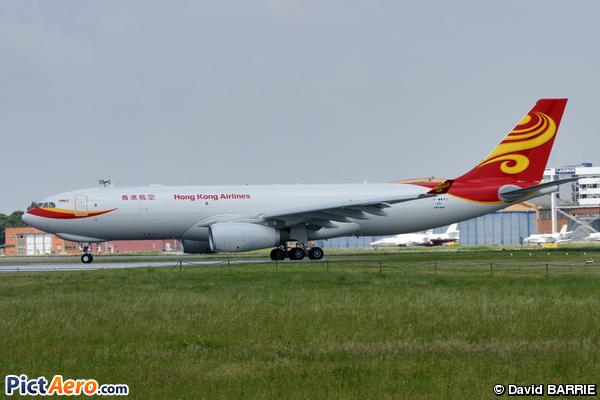 Airbus A330-243F - F-WWKU