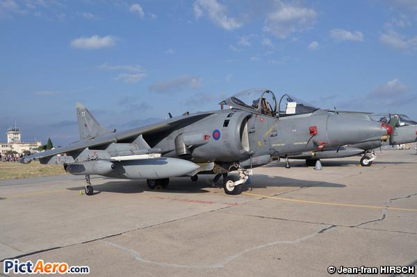 British Aerospace Harrier GR9 (United Kingdom - Royal Navy)