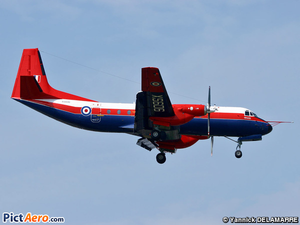 Hawker Siddeley HS-780 Andover (UK- AIR FORCE)