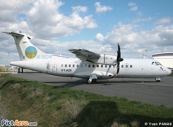 ATR 42-500 (Air Deccan)