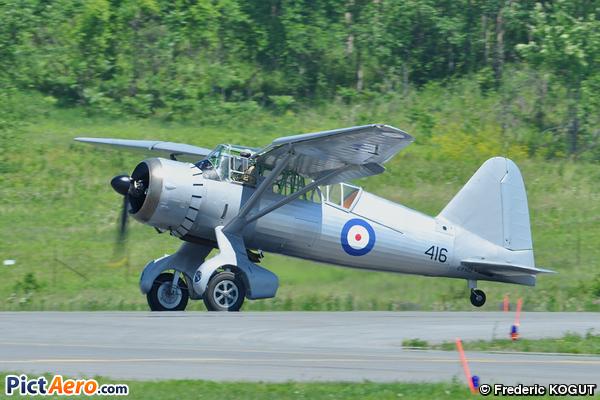 Westland Lysander IIIA (Vintage Wings Of Canada/Les Ailes d' Époque Du Canada)