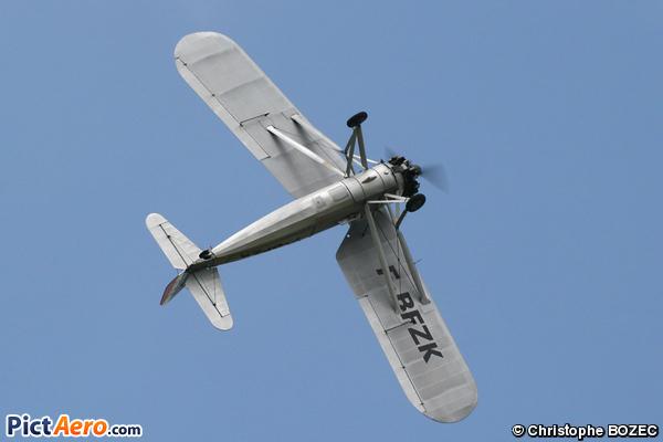 Morane-Saulnier MS-317 (Viard Sophie/Jean-Marc)