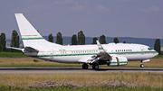 Boeing 737-7BH/BBJ (P4-ASL)
