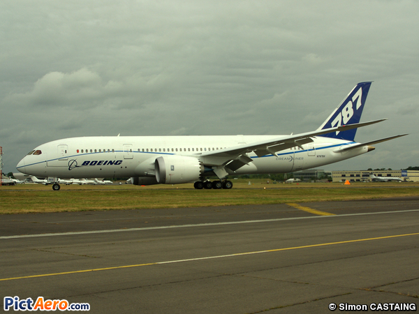 Boeing 787-881 (Boeing Company)
