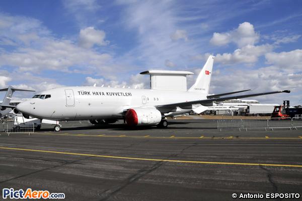Boeing 737-7ES/Wedgetail (Turkey - Air Force)