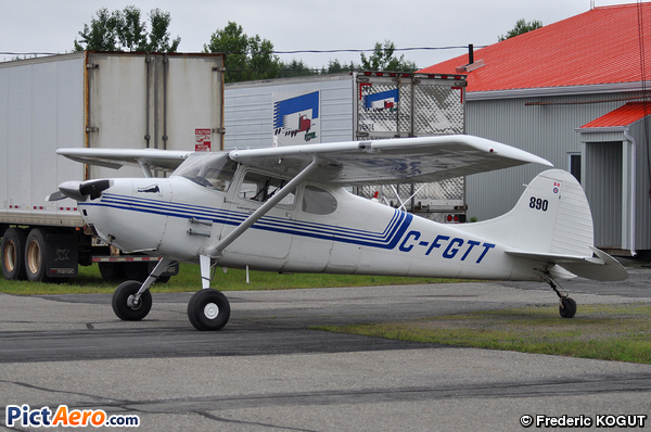 Cessna 170B (Privé )