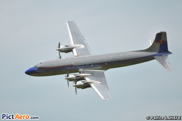 Douglas DC-6B (The Flying Bulls)