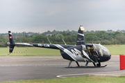 Robinson R-44 Raven II (HB-ZJW)