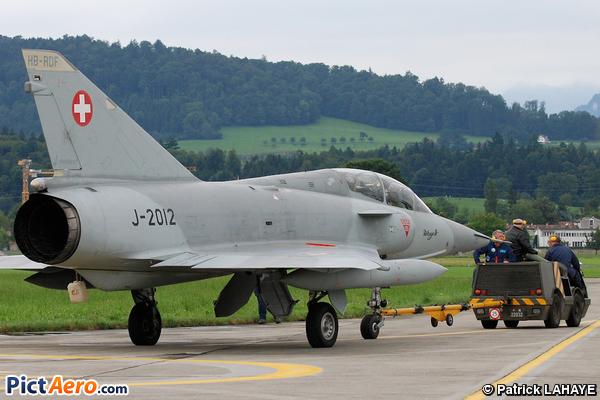 Dassault Mirage IIIDS/80 (Musée de l'Aviation Militaire )
