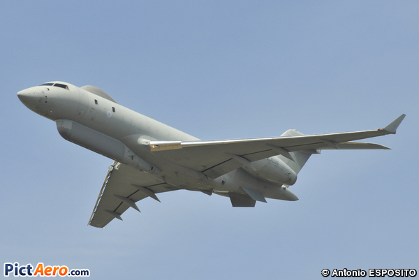 Bombardier BD-700-1A10 Sentinel R1 (United Kingdom - Royal Air Force (RAF))