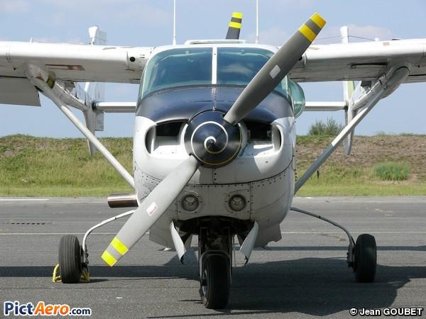 Reims FTB 337G Skymaster - F-ZAGU (Conservatoire de l'Air et de l