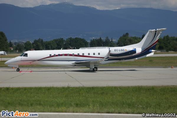 Embraer ERJ-135BJ Legacy 600 (Aerodynamics Malaga SL)