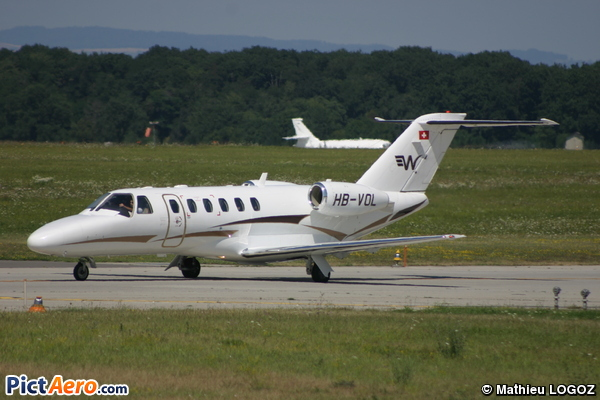 Cessna 525A CitationJet CJ2 (Speedwings)