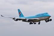 Boeing 747-4B5 (HL7608)