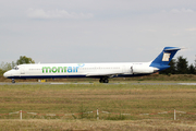 McDonnell Douglas MD-82 (DC-9-82) (9A-CDD)