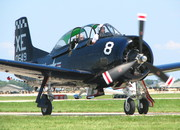 North American T-28C Fennec (N649DF)