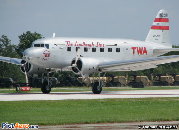 DC-2 118B (The Lindbergh Line)