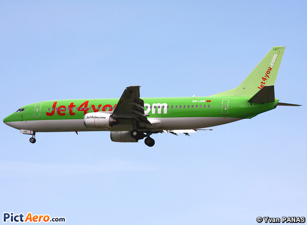 Boeing 737-4B3 (Jet4You)
