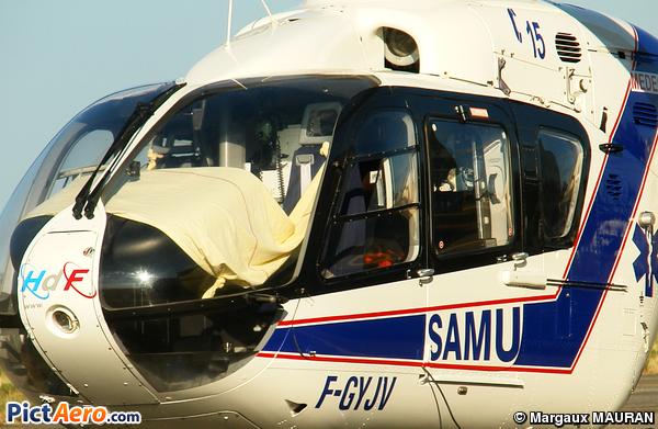 Eurocopter EC-135-T1 (Hélicoptères de France)