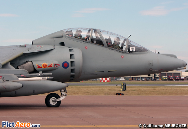 British Aerospace  Harrier T12 (United Kingdom - Royal Air Force (RAF))