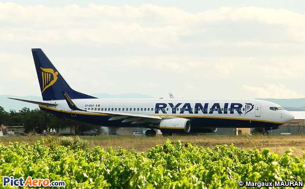 Boeing 737-8AS (Ryanair)