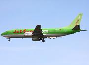Boeing 737-4B3 (OO-JAM)