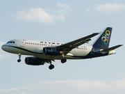 Airbus A319-132 (SX-OAN)