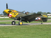 Curtiss P-40K Warhawk  (N410WH)