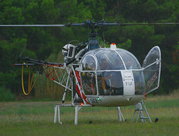 Sud Aviation SA-313B Alouette ll (F-GVCB)
