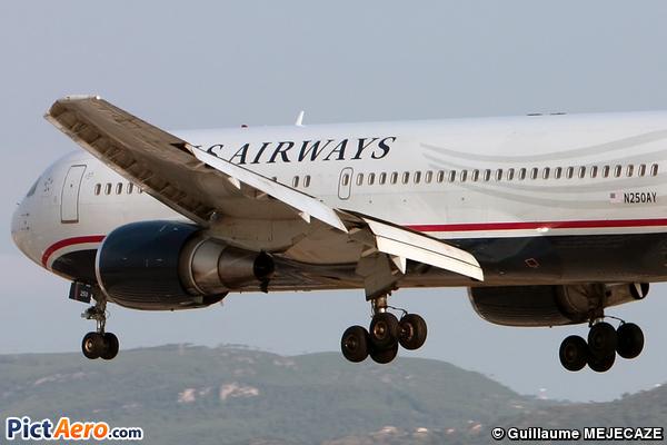 Boeing 767-201/ER (US Airways)