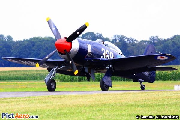 Hawker Sea Fury FB-11 (AKARY Frédéric)