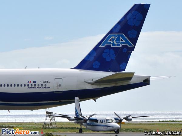 Rockwell 690A Turbo Commander (Centerline Aerospace)