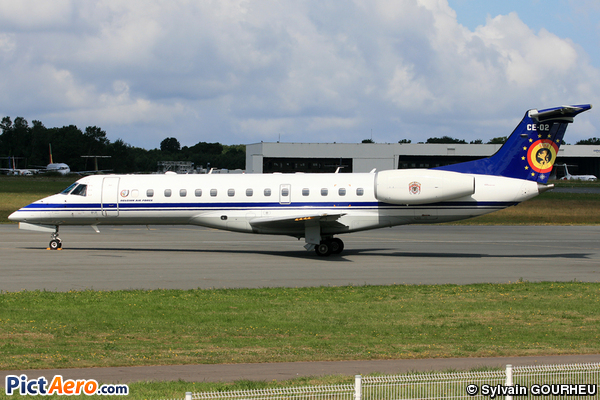Embraer ERJ-135LR (Belgium - Air Force)