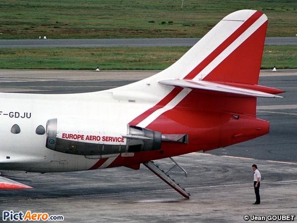 Sud SE-210 Caravelle 10B3 Super B  (Europe Aero Service (EAS))
