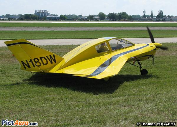 Dyke JD-2 Delta (Williams David T)