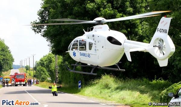 Eurocopter EC-135-T1 (MBH SAMU)