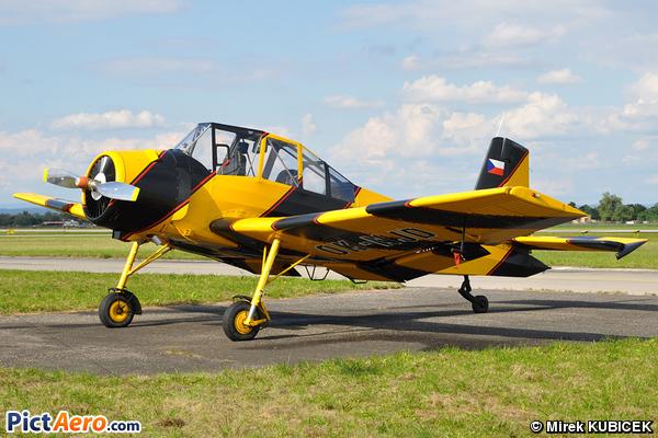Zlin Z-37A-3 (Private)